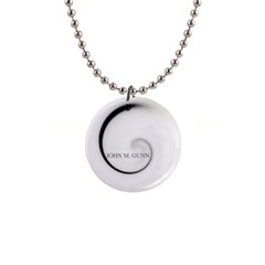 Glabel1b Button Necklace