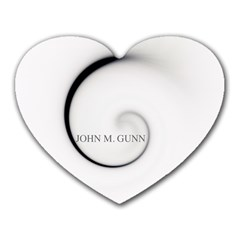 Glabel1b Mouse Pad (Heart)
