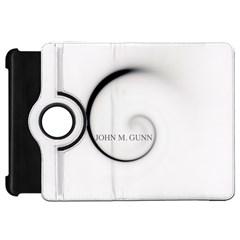Glabel1b Kindle Fire HD 7  Flip 360 Case