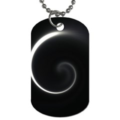 Glabel1a Dog Tag (Two-sided)