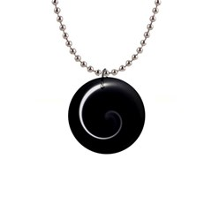 Glabel1a Button Necklace
