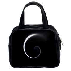 Glabel1a Classic Handbag (Two Sides)