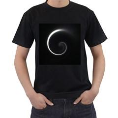 Glabel1a Mens' T-shirt (Black)
