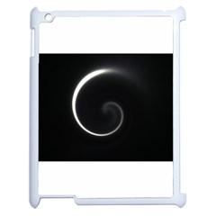 Glabel1a Apple iPad 2 Case (White)
