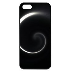 Glabel1a Apple Iphone 5 Seamless Case (black)