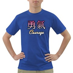 Courage - ?? Mens' T-shirt (Colored)