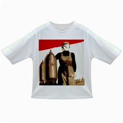 Power  to the masses Infant/Toddler T-Shirt