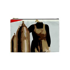 Power To The Masses Cosmetic Bag (Medium)