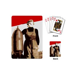 Power To The Masses Playing Cards (Mini)