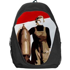 Power To The Masses Backpack Bag