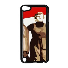 Power To The Masses Apple iPod Touch 5 Case (Black)