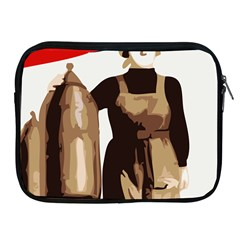 Power To The Masses Apple iPad 2/3/4 Zipper Case