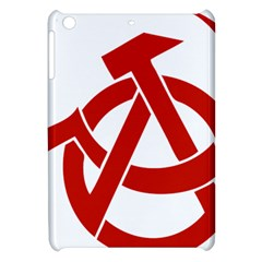 Hammer Sickle Anarchy Apple iPad Mini Hardshell Case