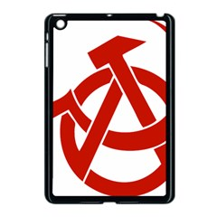 Hammer Sickle Anarchy Apple iPad Mini Case (Black)