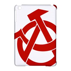 Hammer Sickle Anarchy Apple Ipad Mini Hardshell Case (compatible With Smart Cover)
