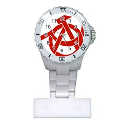 Hammer Sickle Anarchy Nurses Watch