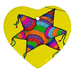 La Panata Heart Ornament