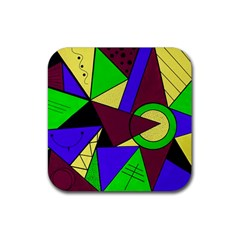 Modern Drink Coasters 4 Pack (Square)