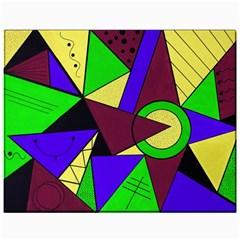 Modern Canvas 11  x 14  (Unframed)