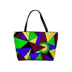 Modern Large Shoulder Bag