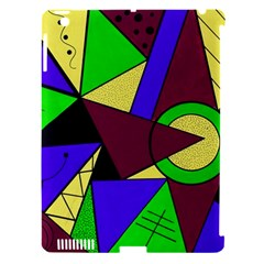 Modern Apple iPad 3/4 Hardshell Case (Compatible with Smart Cover)