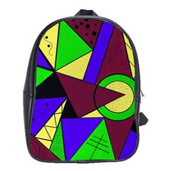 Modern School Bag (xl)