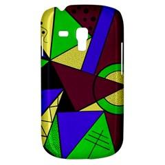 Modern Samsung Galaxy S3 Mini I8190 Hardshell Case