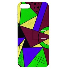 Modern Apple Iphone 5 Hardshell Case With Stand