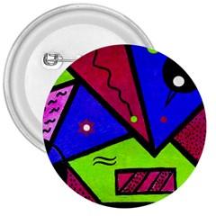 Modern Art 3  Button