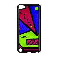 Modern Art Apple Ipod Touch 5 Case (black)