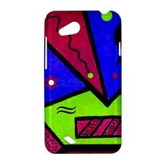 Modern Art HTC T328D (Desire VC) Hardshell Case