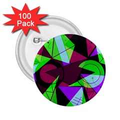 Modern Art 2.25  Button (100 pack)