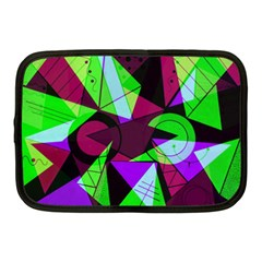 Modern Art Netbook Case (medium)
