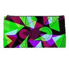 Modern Art Pencil Case