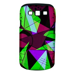 Modern Art Samsung Galaxy S Iii Classic Hardshell Case (pc+silicone)