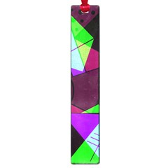 Modern Art Large Bookmark