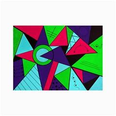 Modern Art Canvas 36  x 48  (Unframed)