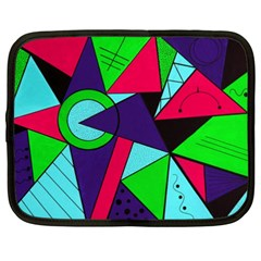 Modern Art Netbook Case (XXL)