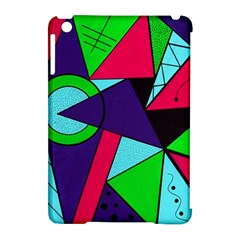 Modern Art Apple Ipad Mini Hardshell Case (compatible With Smart Cover)