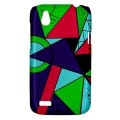 Modern Art HTC T328W (Desire V) Case