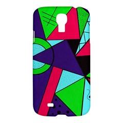 Modern Art Samsung Galaxy S4 I9500/i9505 Hardshell Case