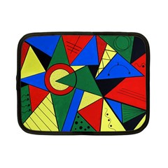 Modern Art Netbook Case (small)