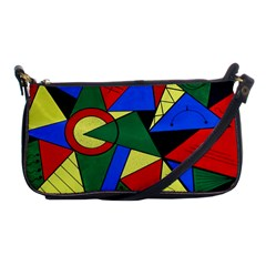 Modern Art Evening Bag