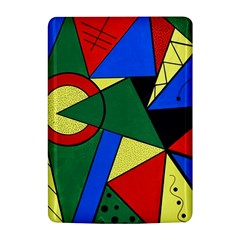 Modern Art Kindle 4 Hardshell Case