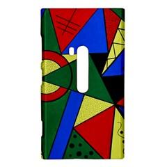 Modern Art Nokia Lumia 920 Hardshell Case