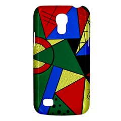 Modern Art Samsung Galaxy S4 Mini Hardshell Case
