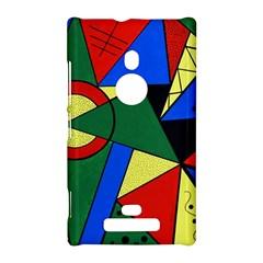 Modern Art Nokia Lumia 925 Hardshell Case