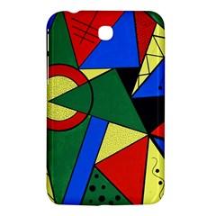 Modern Art Samsung Galaxy Tab 3 (7 ) P3200 Hardshell Case