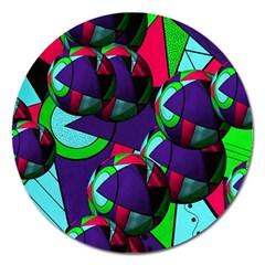 Balls Magnet 5  (Round)