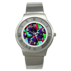 Balls Stainless Steel Watch (unisex)
